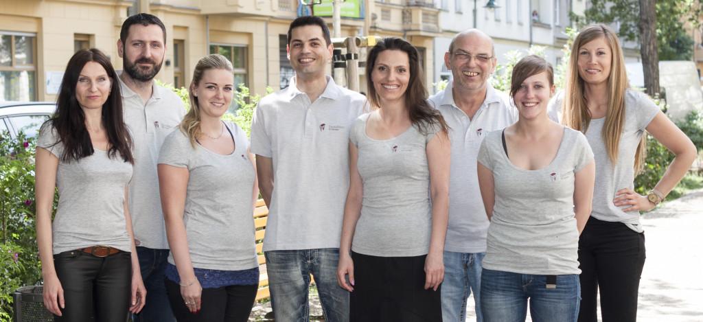 Das Team von Dentallabor Georgiev